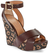 Charles by Charles David Amsterdam Open Toe Wedge Sandals