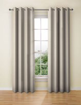 Marks and Spencer Wool Look Eyelet Curtain