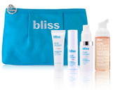 Bliss Triple Oxygen Ready, Set, Glow Set
