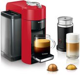 Nespresso Vertuo Coffee & Espresso Machine with Aeroccino Milk Frother