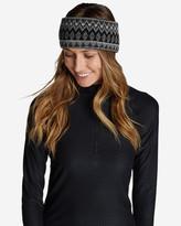 Eddie Bauer Women's Slope Side Fleece-Lined Headband