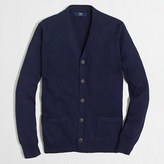 J.Crew Factory Cotton cardigan sweater