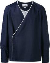Sunnei kimono blazer - men - Cotton/Spandex/Elastane - L