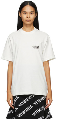 Vetements Off-White Limited Edition T-Shirt