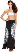 Raviya Convertible Tie-Dye Maxi Skirt Cover Up