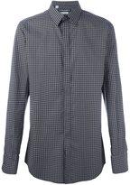 Dolce & Gabbana micro print shirt - men - Cotton - 40