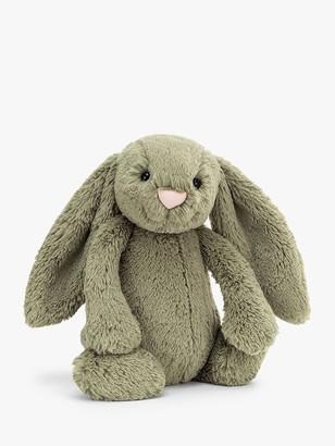 Jellycat Bashful Fern Bunny Soft Toy, Small