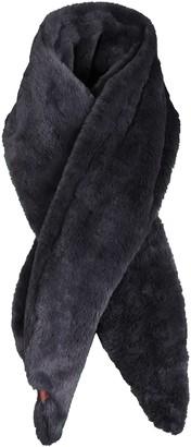 Bickley + Mitchell Women's Faux Fur Scarf grey ONE SIZE