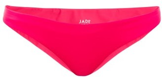 JADE SWIM Most Wanted Bikini Briefs - Womens - Pink
