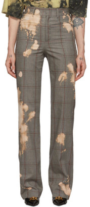 R 13 Grey Colleen Pants