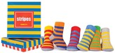 Trumpette Bright Stripes Sock Set - Pack of 6 (Baby)