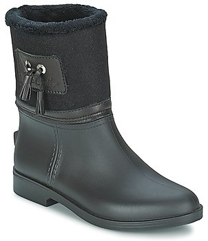 BeOnly Be Only DIVINE women's Wellington Boots in Black