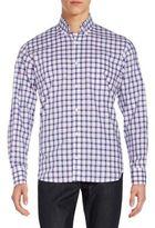 Tailorbyrd Cotton Check Sportshirt