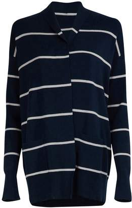 Loro Piana Bretagne striped cardigan