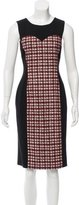 Jason Wu Patterned Wool Dress