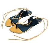 Christian Dior Django Sandals 1st Edition Uk Size 6.5, Eu Size 39.5 Boxed