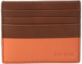 Jack Spade Dipped Leather 6 Card Holder Credit card Wallet