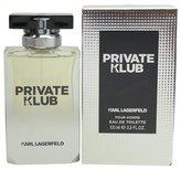 Karl Lagerfeld Private Klub By Edt Spray 3.3 Oz