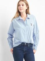 Gap | Disney poplin shirt