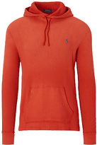 Polo Ralph Lauren Waffle-Knit Cotton Hoodie