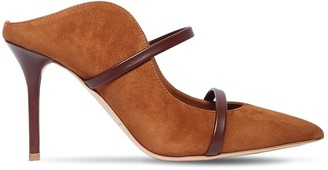 Malone Souliers 85mm Maureen Suede Mules