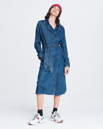 Rag & Bone Tailored trench coat