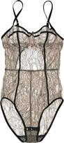 Thumbnail for your product : Damaris Nouvelle Amour lace bodysuit