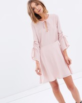 The Fifth Label The Future Dream Long Sleeve Dress