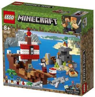 Lego The Pirate Ship Adventure Set