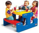Little Tikes Junior Picnic Table - Multi Colour