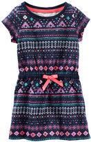Osh Kosh Geo Print Dress