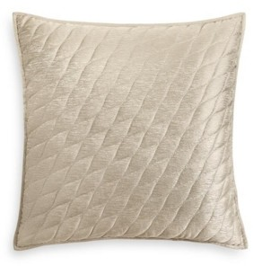 Hotel Collection Moonstone Quilted Euro Sham, Created For Macy'S Bedding