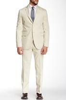 JKT NEW YORK Barrow Solid Two Button Notch Lapel Suit