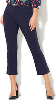 New York & Co. 7th Avenue Pant - Pull-On Kick Ankle Pant - Modern - Ultra Stretch