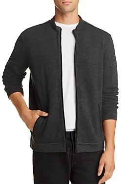 John Varvatos Double-Knit Zip-Up Sweater - 100% Exclusive