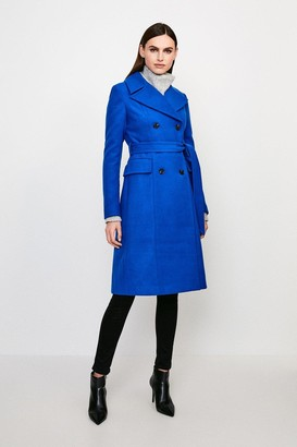 Karen Millen Belted Trench Coat