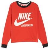 Nike Women's Sportswear Archive Sweatshirt