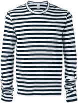 Comme des Garcons strappy cuffs longsleeved T-shirt