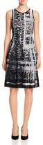 Nic+Zoe Printed Twirl Dress