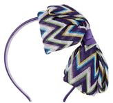 Missoni Zig Zag Bow Headband