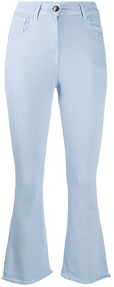 Semi-Couture High Rise Flared Jeans