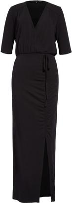 Veronica Beard Mariposa Cotton Maxi Dress