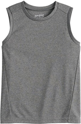Boys 4-12 Jumping Beans Active Muscle Top
