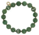 Anne Klein Semi-Precious Stones and Beads Bracelet