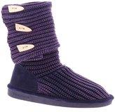 BearPaw Women's Knit Tall Winter Boot