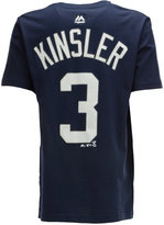 Majestic Kids' Short-Sleeve Ian Kinsler Detroit Tigers Player T-Shirt