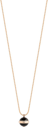 Piaget Possession Black Onyx & Diamond Pendant Necklace