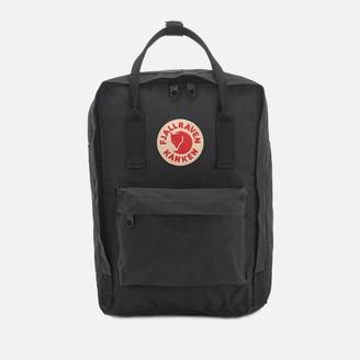 """Fjallraven Women's Kanken Laptop 13"""" Backpack - Black"""