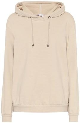 Brunello Cucinelli Cotton jersey hoodie