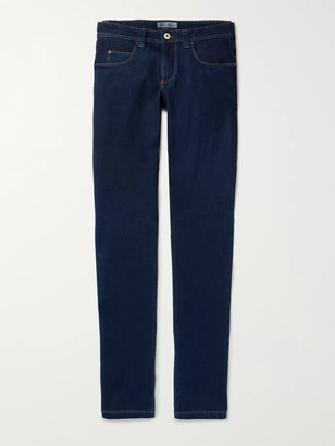 Loro Piana Skinny-Fit Stretch-Denim Jeans